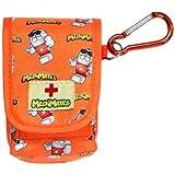 [Allermates]Allermates Small Medicine Case: Orange 9Y-4YDD-I77B [並行輸入品]