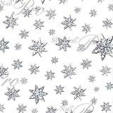 写ネイル ネイルシール Sha-Nailmore Glitter Stars MGS-001