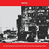 All the Footprints You've Ever Left & The Fear by ENVY (2008-01-22)