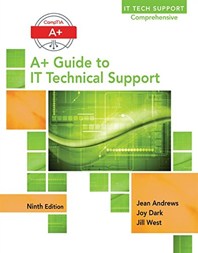Download CompTIA A+ Guide to IT Technical Support 1305266439