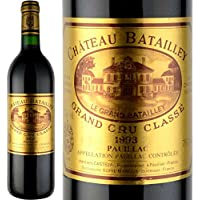 誕生日 生まれ年 プレゼント 1993年 ワイン シャトー・バタイエ 750ml [正規輸入品]