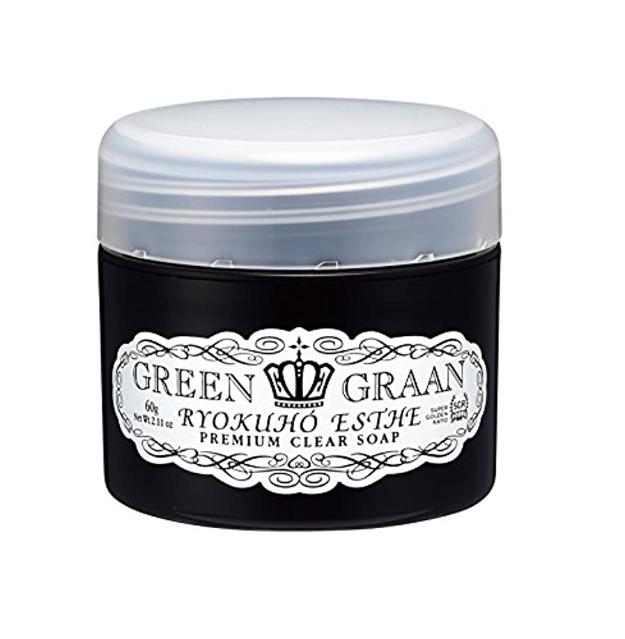 困惑する膜シェアグリングラン 緑宝エステ(泡立てネット付き)60g
