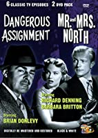 Mr & Mrs North: Dangerous Assignment [DVD]