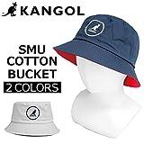 KANGOL KANGOL カンゴール SMU COTTON BUCKET コットン バケット K2117SM バケットハット 帽子 メンズ レディース Lサイズ [並行輸入品]