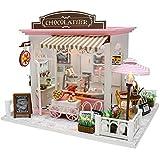 (t-FREAK )ドールハウス 手作りキットセットミニチュア チョコレート屋 ショコラティエ