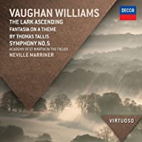 Vaughan Williams: Greensleeves; The Lark Ascending (Virtuoso series) by Academy of St. Martin in the Fields