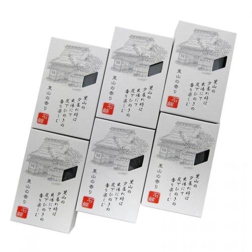 インク水分帰するROTTS 里山の香り石鹸 100g 【6個セット】 iwasaya