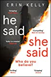 He Said/She Said: The Sunday Times bestselling Richard and Judy Book Club thriller 2018 (English Edition)
