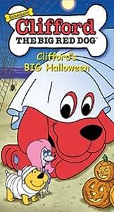 Clifford - Clifford's Big Halloween [VHS] [Import]