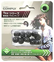 Comply Ts/Tsx-200 Variation (5ペアLサイズ, Tsx-200ブラック)