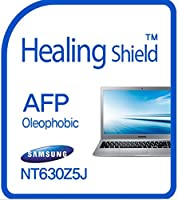 Healingshield スキンシール液晶保護フィルム Oleophobic AFP Clear Film for Samsung Laptop Ativbook 6 NT630Z5J
