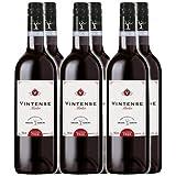 【ノンアルコール ワイン】ヴィンテンス(Vintense)メルロー(赤)750ml×6本