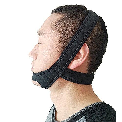 WOK いびきサポーター 鼻呼吸矯正 快眠サポーター 防止グッズサポーター 安眠 無呼吸症候群 快適な眠りへ ブラック