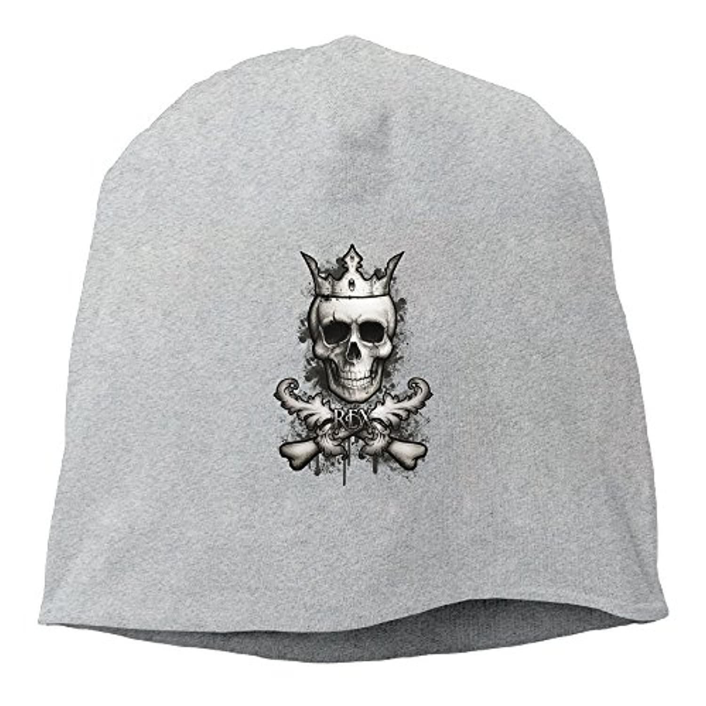 【Dera Princess】ユニセックス ニット帽 REXロゴ コットン ニットキャップ 帽子 オールシーズン 被れる