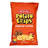 Jack'n Jill Potato Chips, Barbecue, 150g