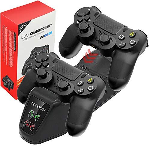PS4 コントローラー 充電 スタンド CONNYAM Pl...