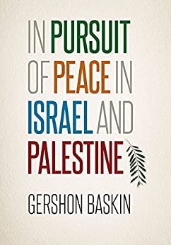 In Pursuit of Peace in Israel and Palestine by [Baskin, Gershon]