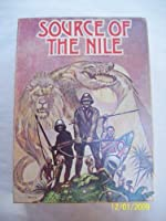 Avalon Hill SOURCE OF THE NILE Game of African Exploration in the 19th Century