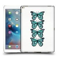 オフィシャル Cat Coquillette ターコイズ・バタフライ インセクト iPad Pro 12.9 (2015) 専用ハードバックケース