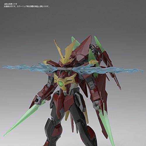 HGBFガンダムビルドファイターズ 忍パルスビームズ 1/144スケール 色分け済みプラモデル