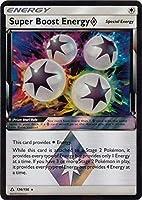 Super Boost Energy Prism - 136/156 - Holo Rare - Sun & Moon: Ultra Prism [並行輸入品]