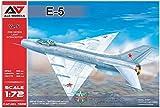 モデルズビット 1/72 ソ連空軍 ミコヤンYe-5 デルタ翼試作戦闘機 (A&Amodelブランド) プラモデル MVA72022