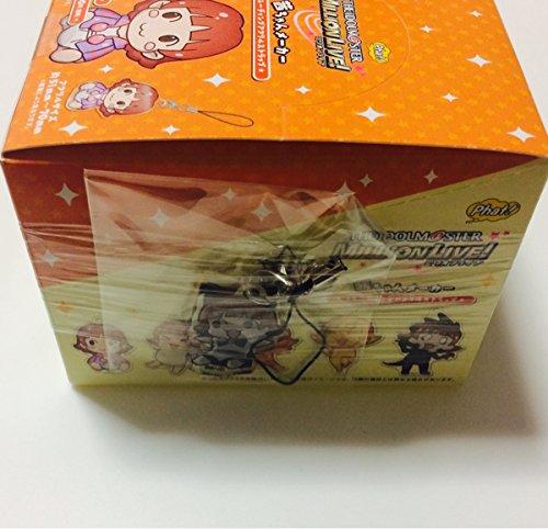 ミリオンライブ 茜ちゃんメーカー アクリルストラップ BOX 特典付き 野原茜 39フェア ミリシタ アイドルマスター アニメイト