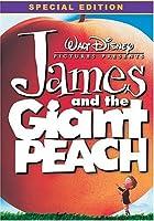James & Giant Peach [DVD]