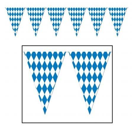 Oktoberfest Pennant Banner オクトーバーフェストペナントバナー♪ハロウィン♪サイズ: