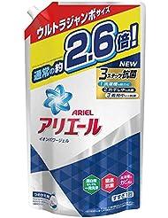アリエール 洗濯洗剤 液体 イオンパワージェル 詰め替え ウルトラジャンボ 1.90kg