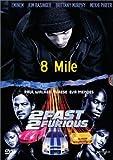 Coffret Street Generation 2 DVD : 2 Fast 2 Furious / 8 mile