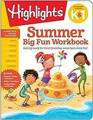 Summer Big Fun Workbook Bridging Grades K &am