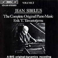 Piano Works-Vol. 2 by J. Sibelius