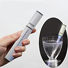 [KIKAR] 携帯型 高濃度 人気の水素生成スティック