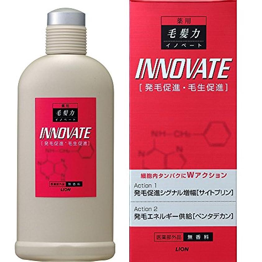 四回頑丈受け取る薬用毛髪力イノベート 育毛剤 200ml(医薬部外品)