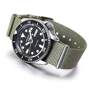 [セイコー]SEIKO 5 SPORTS 自動巻き メカニカル 流通限定モデル 腕時計 メンズ セイコーファイブ スポーツ Sports SBSA023