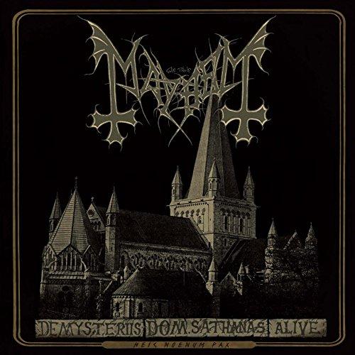DE MYSTERIIS DOM SATHANAS ALIVE (デ・ミステリイス・ドム・サタナス・アライヴ: CD+DVD)