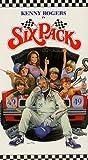 Six Pack [VHS] [Import]