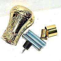 Nauticalギフト装飾ソリッド真鍮のレプリカBatマスターソン真鍮ノブハンドルWalking Cane