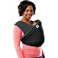 Baby K'tan(ベビーケターン)ベビーキャリア 抱っこひも アクティブ(高機能繊維メッシュ) サイズS ブラック