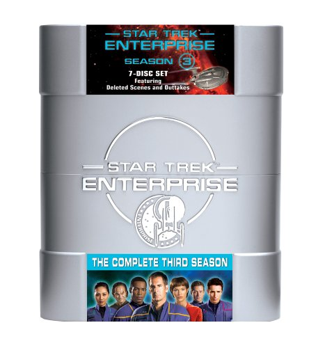 Star Trek: Enterprise - Complete Third Season [DVD] [Import]