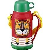 タイガー<サハラ> ステンレスボトル ライオン0.6L ポーチ付き MBJ-A06G-EL