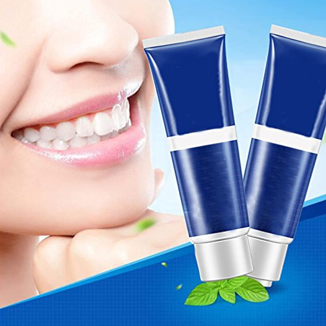 ささやき戸棚仕方120g白い歯が口臭の歯磨き粉を取り除きます