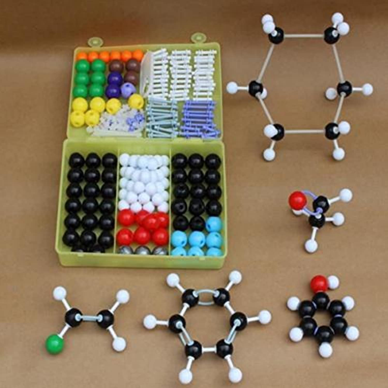 cynken 267pcs一般と分子モデルセットキット有機化学教育