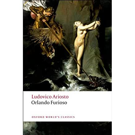orlando furioso sparknotes Ludovico ariosto's biography and life storyitalian poet, remembered primarily for his /orlando furioso/, published in its final version in 1532 ariosto's work was the most celebrated narrative poem of.