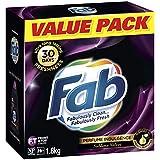 Fab Sublime Velvet Laundry Powder Detergent, 1.8 kilograms