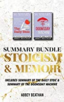 Summary Bundle: Stoicism & Memoir: Includes Summary of The Daily Stoic & Summary of The Doomsday Machine