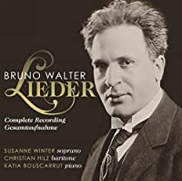 Walter: Integrale Lieder by Susanne Winter (2010-04-08)