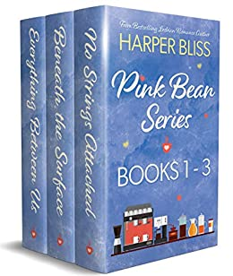 Pink Bean Series: Books 1-3 (Pink Bean Series Box Set Book 1) by [Bliss, Harper]