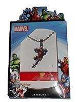 Marvel Comics Captain America Necklace Pendant and Bracelet Band